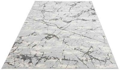 Teppich »Kalmus«, Leonique, rechteckig, Höhe 11 mm, Marmor-Optik, Wohnzimmer