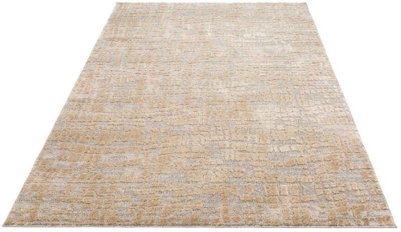 Teppich »Alraune«, Bruno Banani, rechteckig, Höhe 20 mm, Wohnzimmer