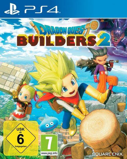 Dragon Quest Builders 2 PlayStation 4