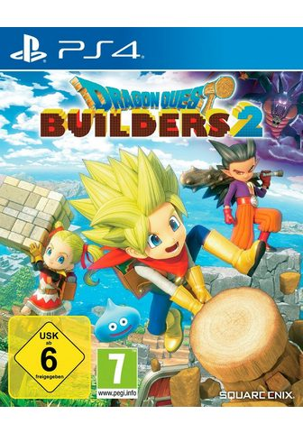 KOCH MEDIA Dragon Quest Builders 2 PlayStation 4