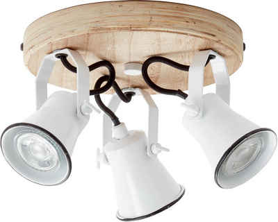 Brilliant Leuchten Deckenspots »SEED«, FARM HOUSE