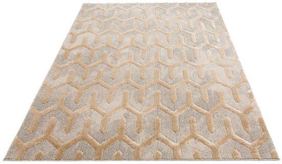 Teppich »Ulme«, Home affaire, rechteckig, Höhe 20 mm, orientalischen Muster