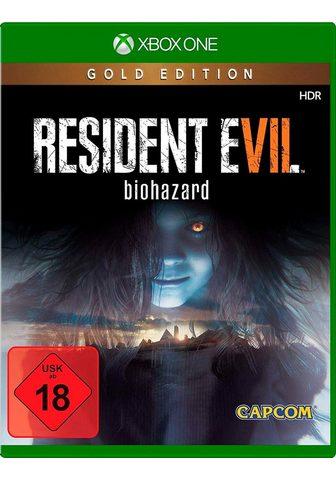 Xbox One Resident Evil 7 Biohazard Gol...