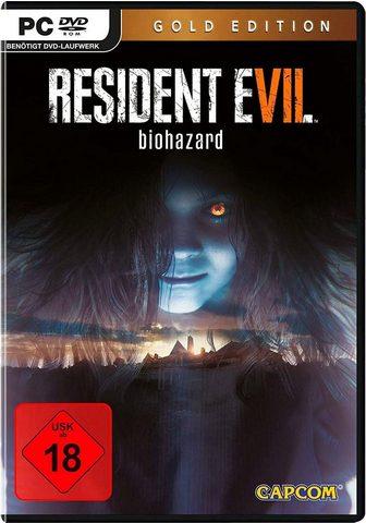 CAPCOM PC Resident Evil 7 Biohazard Gold Edit...
