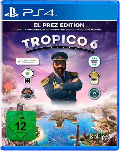 Tropico 6 PlayStation 4