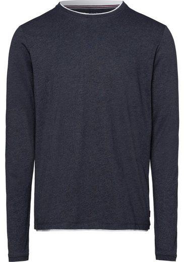 Esprit Langarmshirt im Lagen-Look