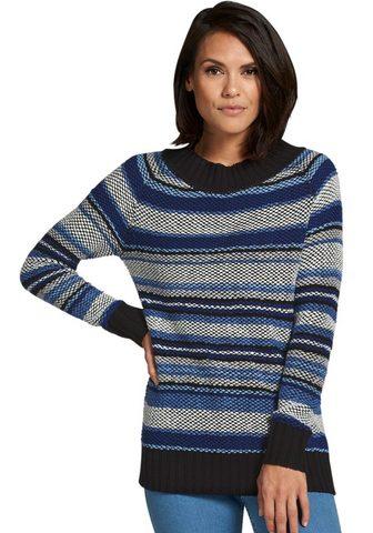 CASUAL LOOKS Megztinis in winterwarmer Strick-Quali...