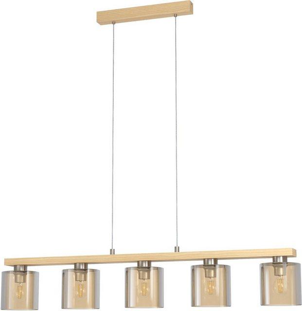 EGLO Pendelleuchte »CASTRALVO«, 5-flammig | Lampen > Deckenleuchten > Pendelleuchten | EGLO