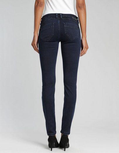GANG Skinny-fit-Jeans »Nena« mit hoch sitzenden Gesäßtaschen