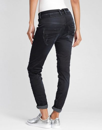 GANG Slim-fit-Jeans »Marge« im coolen Used-Look