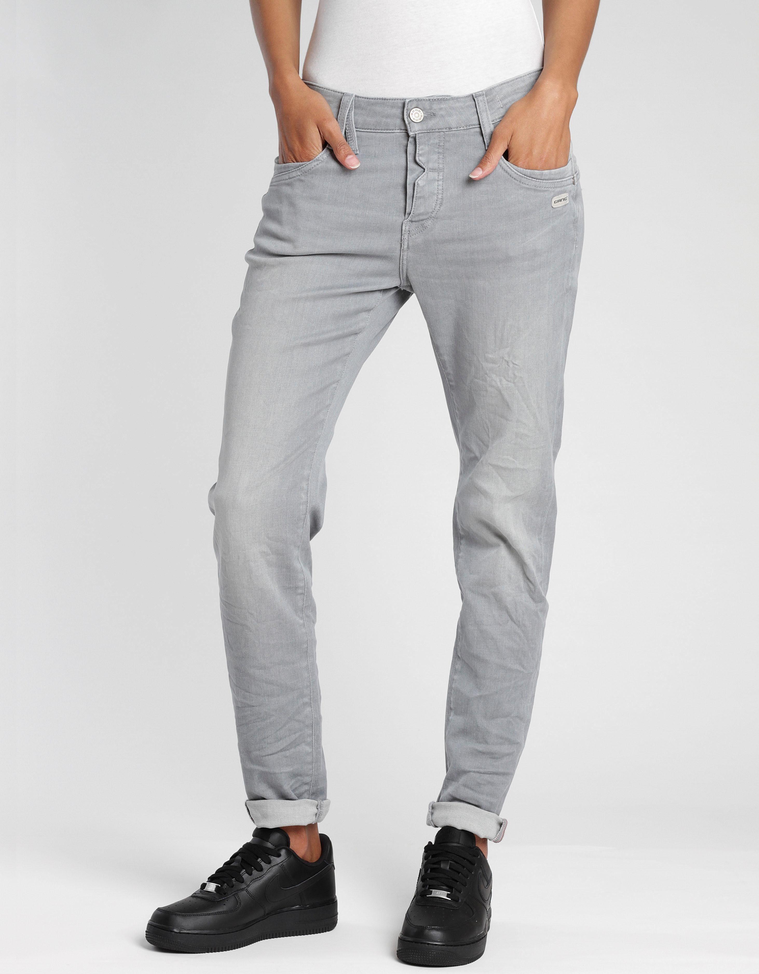 GANG Relax fit Jeans »Gerda« mit halb offener Knopfleiste online kaufen | OTTO