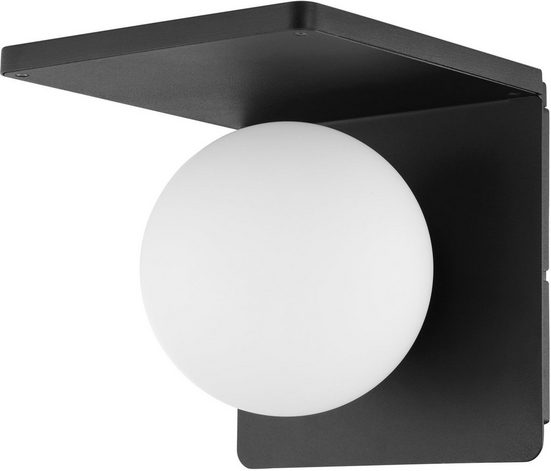 EGLO Wandleuchte »CIGLIE«, 1-flammig, QI-charger