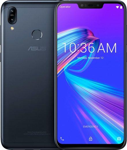 Asus Zenfone Max M2 Smartphone (16 cm/6,3 Zoll, 64 GB Speicherplatz, 13 MP Kamera)