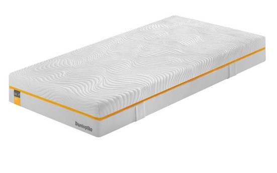 Kaltschaummatratze »Smart Adapt Soft«, Dunlopillo, 21 cm hoch, Raumgewicht: 40