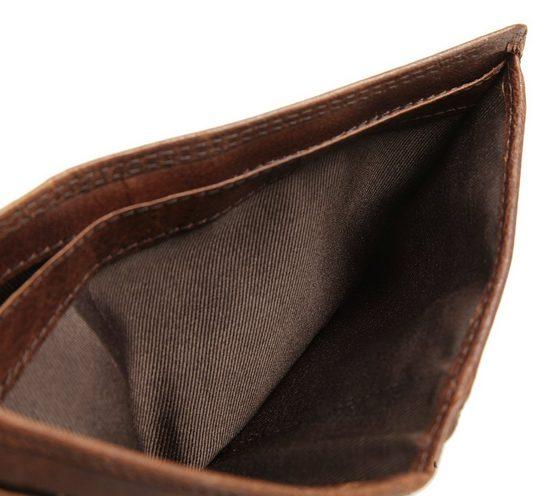 BODENSCHATZ Geldbörse »PERUGIA« (1-tlg)  Fotofach