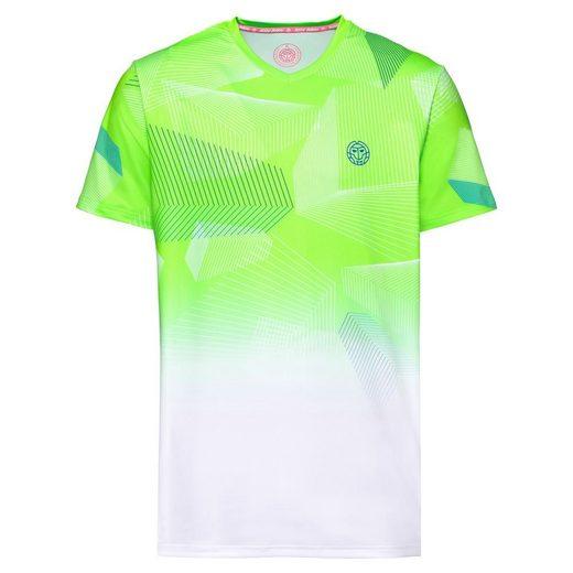 BIDI BADU T-Shirt mit V-Ausschnitt