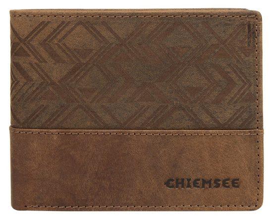 Chiemsee Geldbörse »MEXICO« (1-tlg), 2fach klappbar