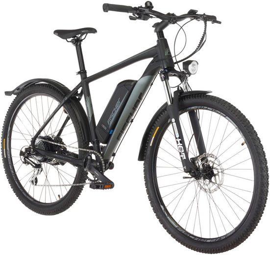 FISCHER FAHRRÄDER E-Bike Mountainbike »TERRA 2.0«, 27,5 Zoll, 8 Gang, Hinterradmotor, 396 Wh