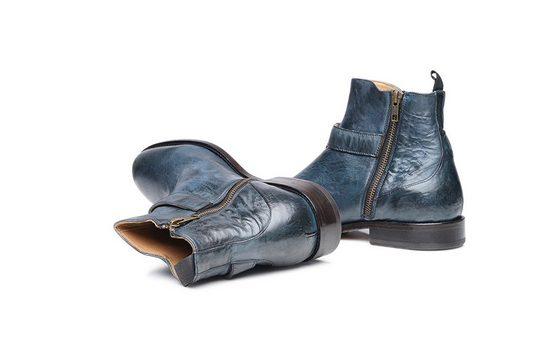 Shoepassionno. 6839 Mw Ankleboots Rahmengenäht Und Von Hand Gefertigt Online Kaufen