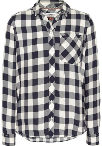 TOMMY JEANS TOMMY джинсы блузка »TJW SOFT CH...