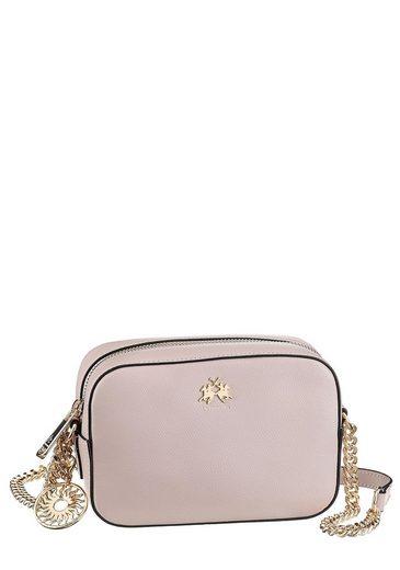 La Martina Mini Bag »NEVADA«, mit goldfarbenen Details
