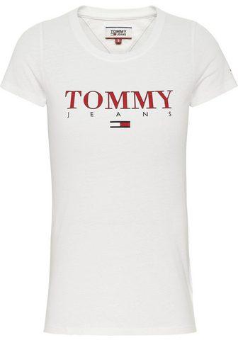 TOMMY джинсы футболка »TJW ESSEN...