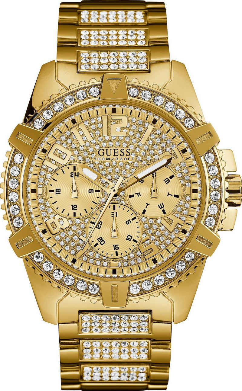 Guess Multifunktionsuhr »FRONTIER, W0799G2«