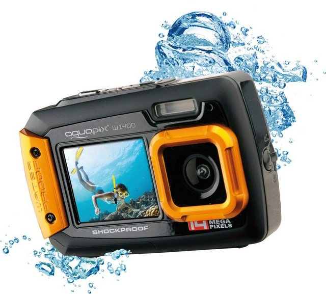 Action, Outdoorkameras - Aquapix »Aquapix W1400« Outdoor Kamera (20 MP)  - Onlineshop OTTO