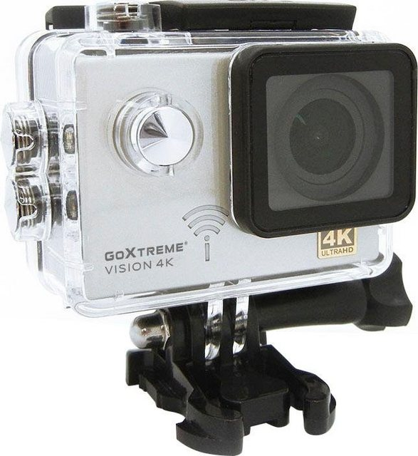 Action, Outdoorkameras - GoXtreme »Vision 4K Ultra HD« Action Cam (4K Ultra HD, WLAN (Wi Fi)  - Onlineshop OTTO