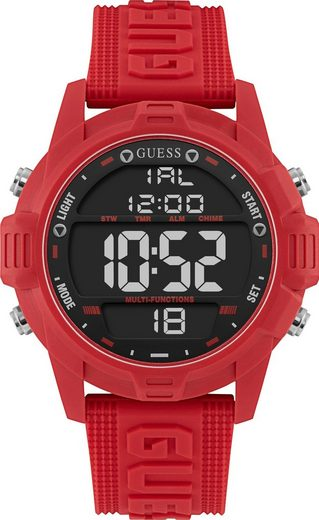 Guess Digitaluhr »CHARGE, W1299G3«