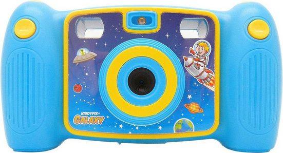 Easypix »Kiddypix Galaxy« Kinderkamera (Blende F2.6, fester Fokus, f=3.56mm, 5 MP)