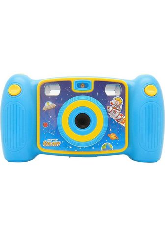EASYPIX »Kiddypix Galaxy« Kinderkamera (Blende...