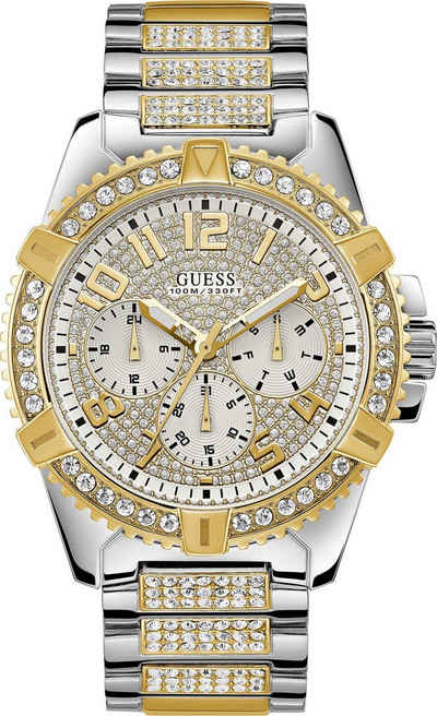 Guess Multifunktionsuhr »FRONTIER, W0799G4«