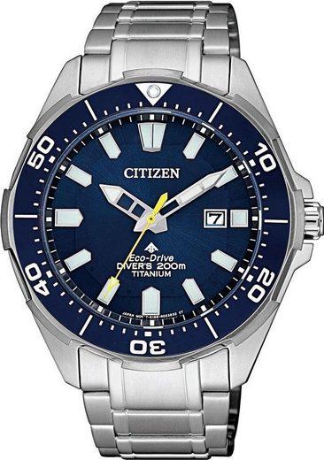 Citizen Taucheruhr »Promaster Marine Eco-Drive Diver 200m, BN0201-88L«