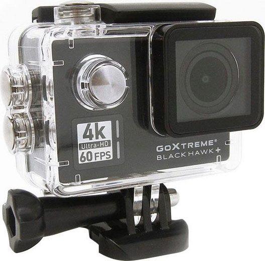 GoXtreme »Black Hawk 4K + Ultra HD« Camcorder (4K Ultra HD, WLAN (Wi-Fi)