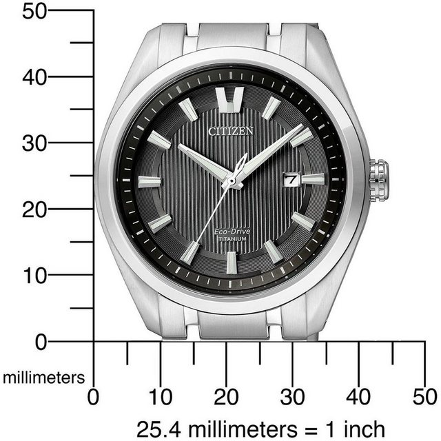 Citizen Titanuhr »Super Titanium, AW1240-57E« | Uhren > Titanuhren | Citizen