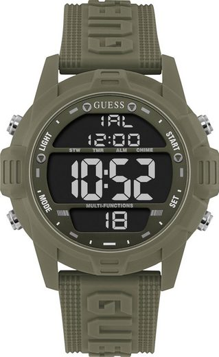 Guess Digitaluhr »CHARGE, W1299G6«