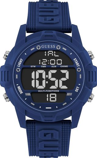 Guess Digitaluhr »CHARGE, W1299G4«