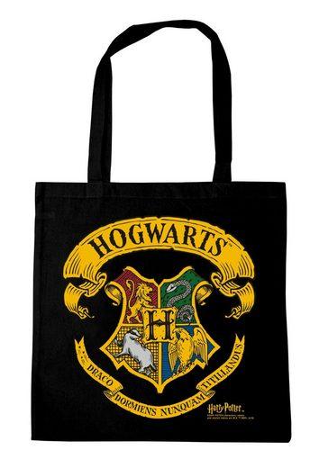 LOGOSHIRT Tasche mit auffälligem Wappen-Print »Harry Potter Hogwarts«