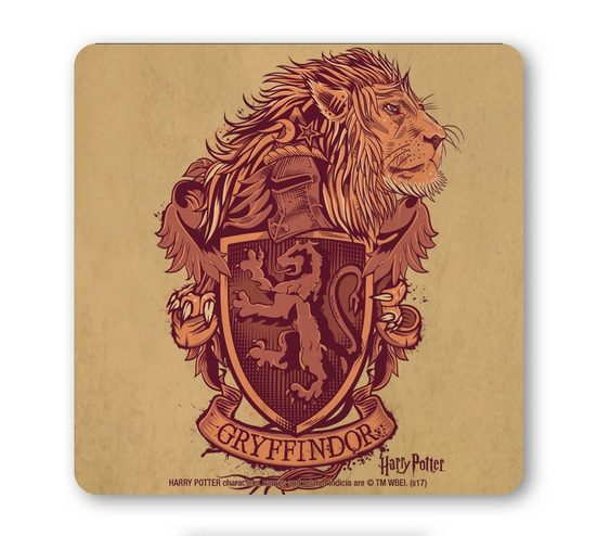 LOGOSHIRT Untersetzer mit Print »Harry Potter«