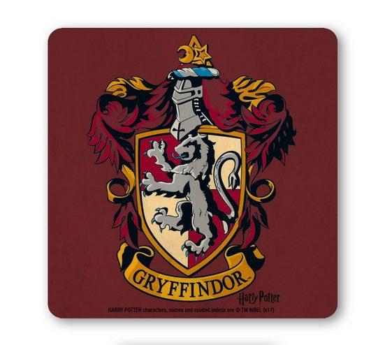 LOGOSHIRT Untersetzer mit laminierter Schutzschicht »Harry Potter«
