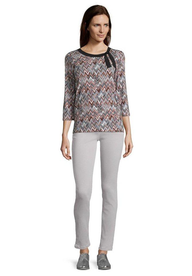betty barclay basic shirt mit schleifenknoten otto. Black Bedroom Furniture Sets. Home Design Ideas