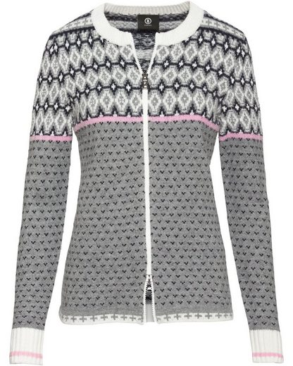 Bogner Norweger-Strickjacke Leja