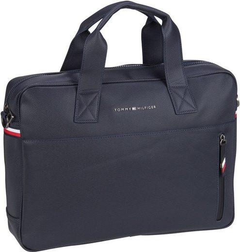 TOMMY HILFIGER Aktentasche »Essential Pique Computer Bag 5276«