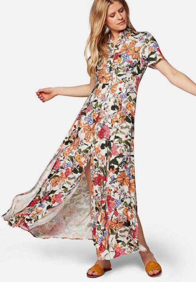 new style 91ac1 f2dff Mavi Maxikleid »PRINTED DRESS« Langes Sommerkleid | OTTO