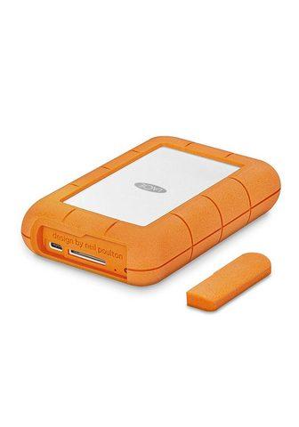 LACIE RUGGED RAID PRO USB-C + SD Skaitytuvas...