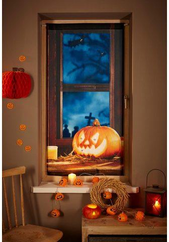 MY HOME Užuolaida »Halloween« Karnizas 1 viene...