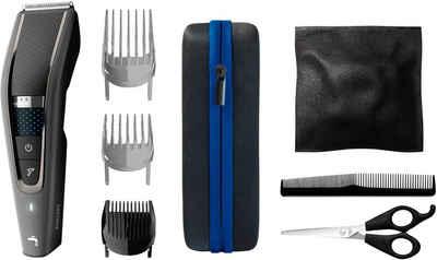 Philips Haarschneider HC7650/15 Series 7000, inklusive Friseur-Set