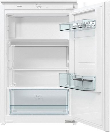 GORENJE Einbaukühlschrank RBI4093E1, 87,5 cm hoch, 54 cm breit, integrierbar