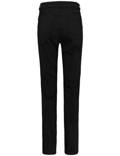 Clarina Gerade Jeans mit Shaping-Effekt